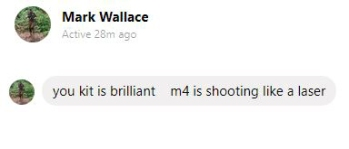 Cattura MARK WALLACE